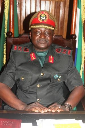 Chief of Defence Staff (DCDS)